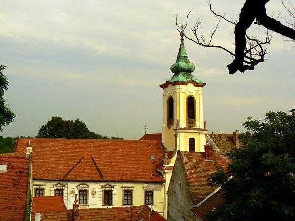 Budimpesta i Sentandreja