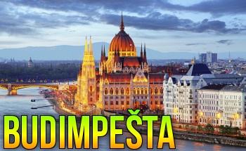Budimpesta i Sentandreja Putovanje 2020